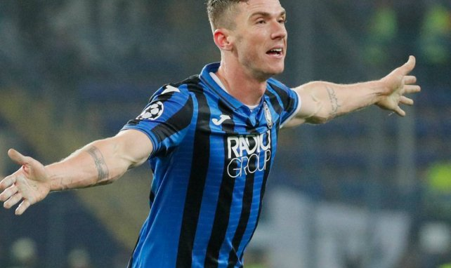 La Juventus de Turín ya vigila a 2 jugadores del Atalanta