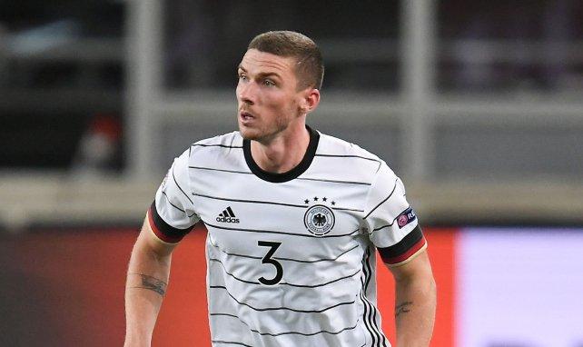 Robin Gosens con la selección alemana