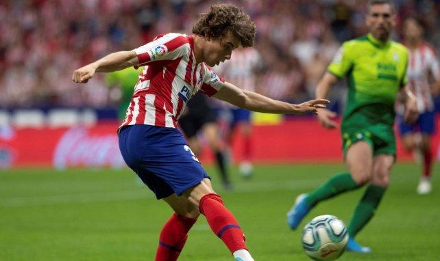 El Real Madrid, tras una perla del Atlético de Madrid a coste 0
