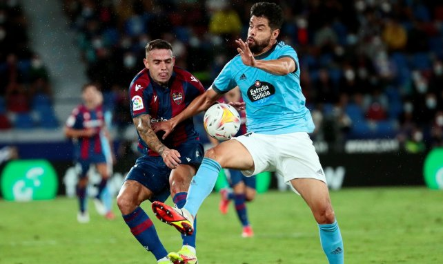 Liga | El Celta de Vigo toma el feudo del Levante