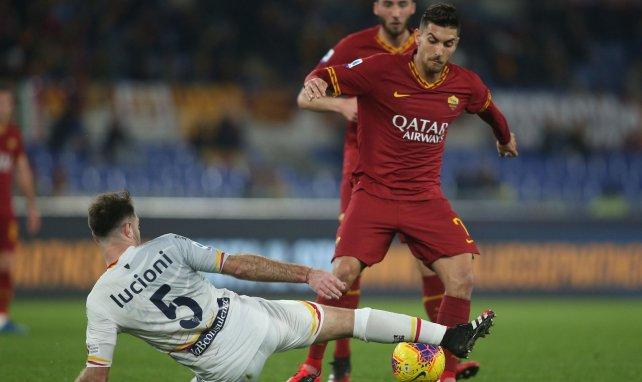 Lorenzo Pellegrini, el jugador que debe marcar el futuro de la AS Roma