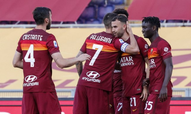 Serie A | La AS Roma no tiene piedad del Crotone