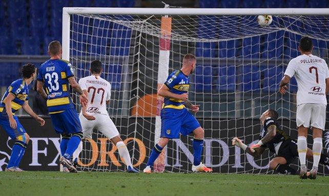 El Parma ha sufrido un positivo