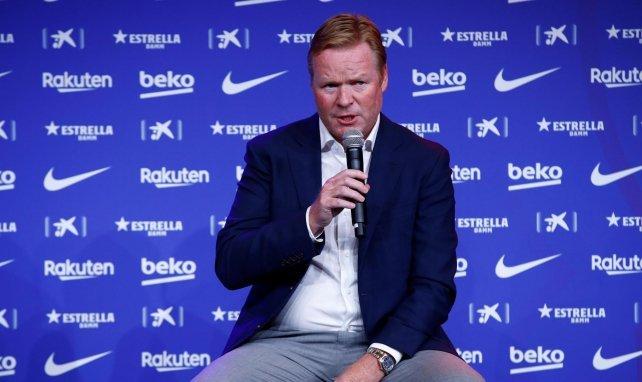FC Barcelona | Ronald Koeman se pronuncia sobre Luis Suárez