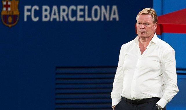 FC Barcelona | La incondicional apuesta de Ronald Koeman por la juventud