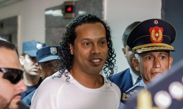 Ronaldinho vuelve a sonreír