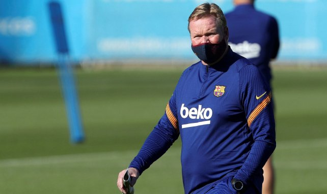 El FC Barcelona impulsa el plan B para reforzar la zaga