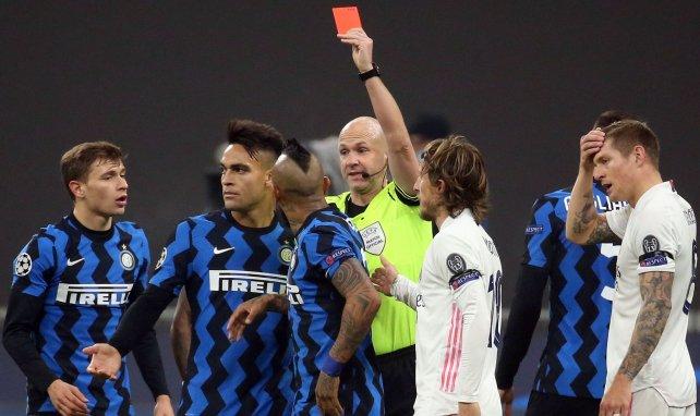 El Inter de Milán multará a Arturo Vidal