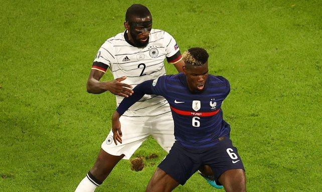 El temor del Manchester United con Paul Pogba
