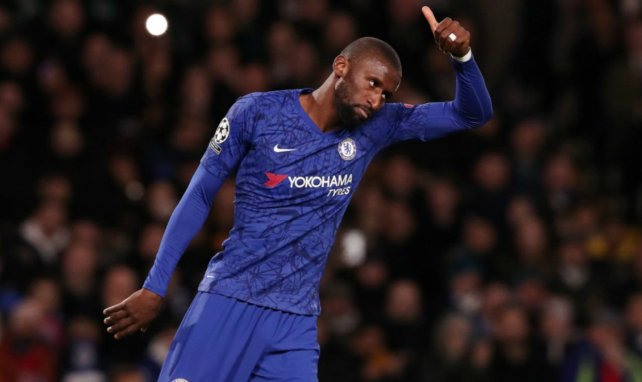 Antonio Rüdiger, la alternativa sorpresa para la defensa del Liverpool