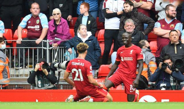 El Liverpool ya trabaja en la renovación de Sadio Mané