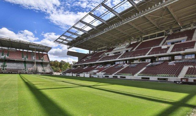 El Stade Saint-Symphorien del FC Metz