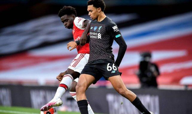 Carabao Cup | El Arsenal elimina al Liverpool en Anfield