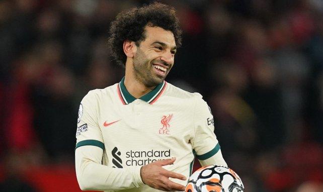 Mohamed Salah reafirma sus exigencias para seguir en el Liverpool