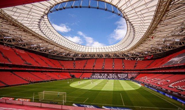 San Mamés, estadio del Athletic de Bilbao