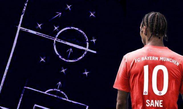 ¿Cómo encajará el Bayern Múnich a Leroy Sané?