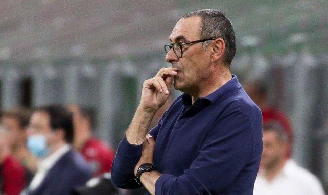 El Nápoles contacta con Maurizio Sarri