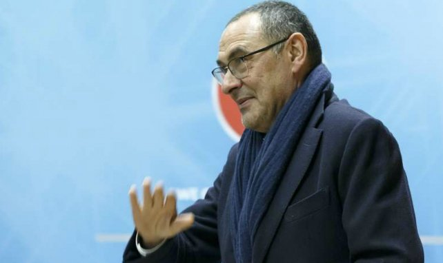 ¡La Juventus despide a Maurizio Sarri!