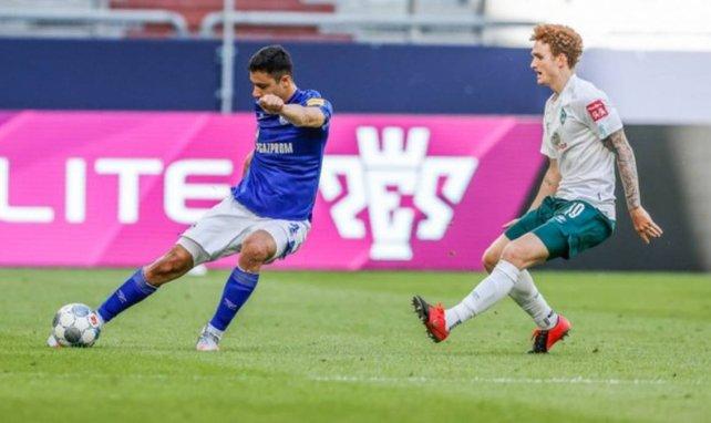 Schalke 04 y Werder Bremen se vieron las caras