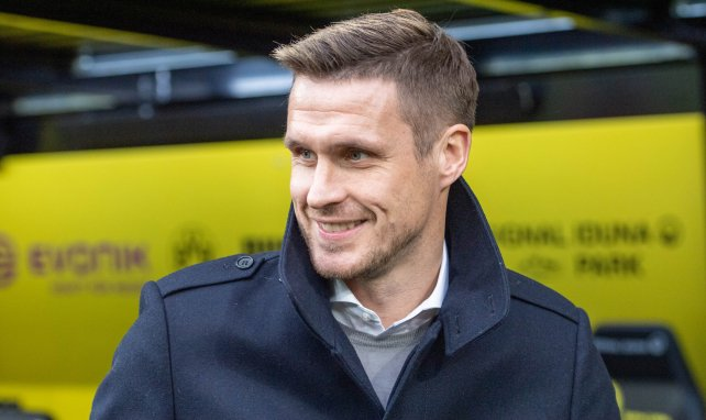Sebastian Kehl, directivo del Borussia Dortmund