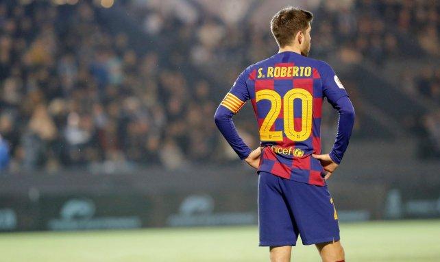 FC Barcelona | Sergi Roberto, una incógnita por despejar
