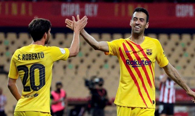 FC Barcelona | Los 2 clubes que no pierden de vista la situación de Sergi Roberto