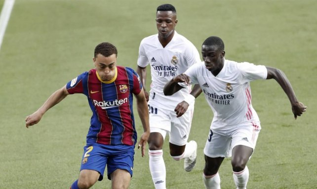 Las sensaciones contradictorias de Sergiño Dest en el FC Barcelona