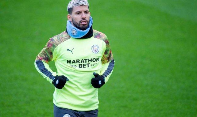 La complicada sucesión de Sergio Agüero para el Manchester City