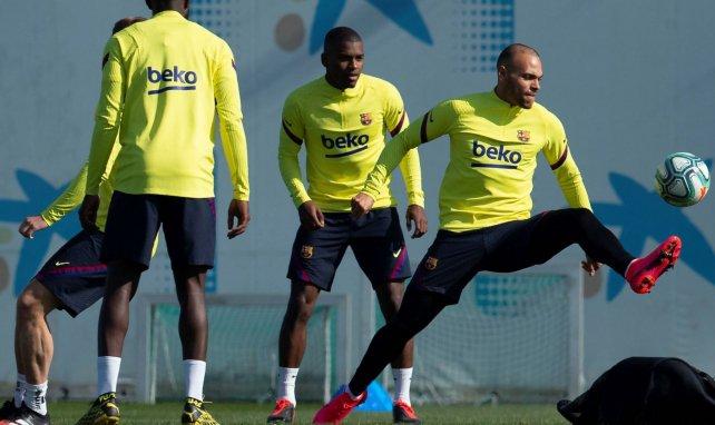 Sergio Akieme, el objetivo de la Juventus en el FC Barcelona