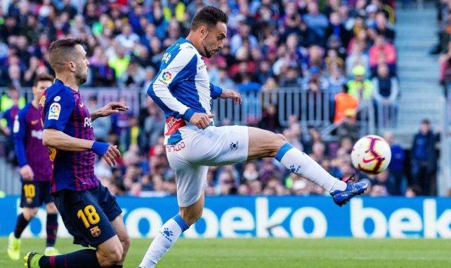 Sergio García se ofrece al Espanyol