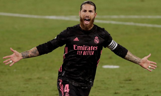 PSG revela por error el fichaje de Sergio Ramos a través de su página, el defensor usará su conocido número 4