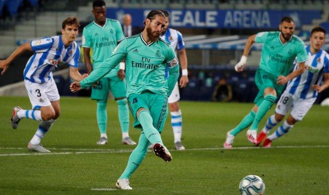Sergio Ramos acaba contrato en 2021.