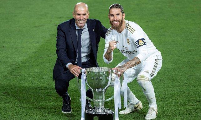 La dependencia del Real Madrid hacia Sergio Ramos