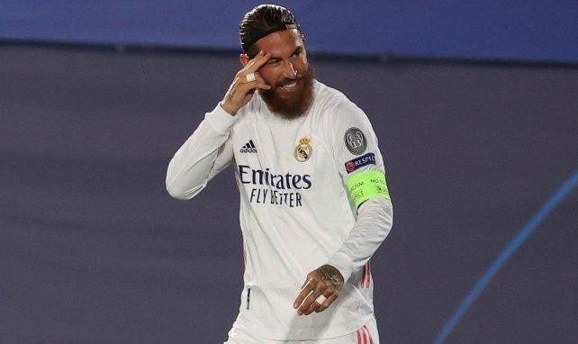 Sergio Ramos cambia de patrocinador