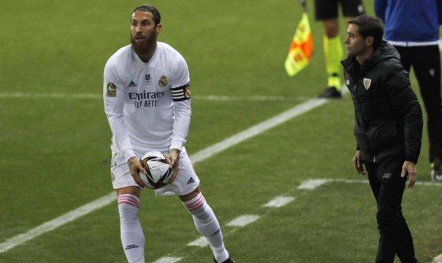 Real Madrid | Nueva lesión para Sergio Ramos
