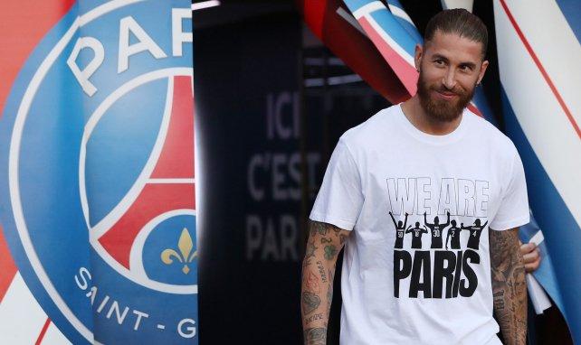 ¿Ya hay fecha para el debut de Sergio Ramos con el PSG?