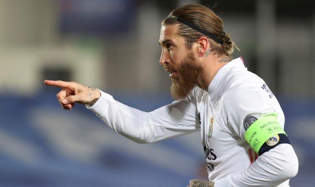 Sergio Ramos ya conoce la oferta del París Saint-Germain