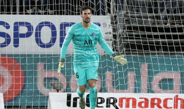 PSG | Una posible vía de escape para Sergio Rico en la Serie A