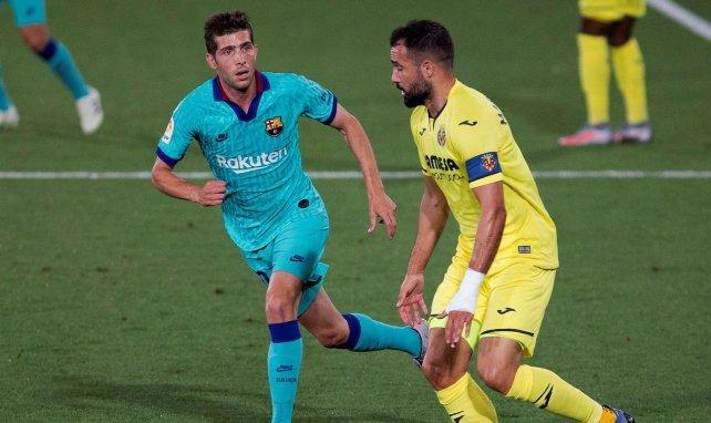 FC Barcelona | La importante decisión de Sergi Roberto
