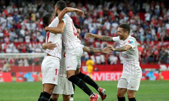 Ya hay alineaciones de Lille y Sevilla