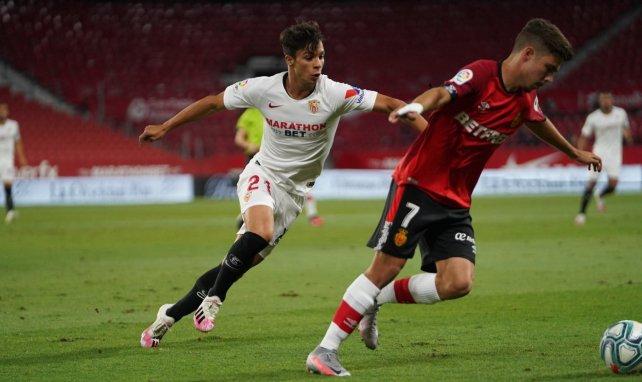 Liga | El Sevilla vence al Real Mallorca en Nervión