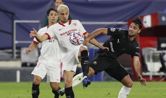 Liga de Campeones | El Sevilla tumba al Rennes por la mínima