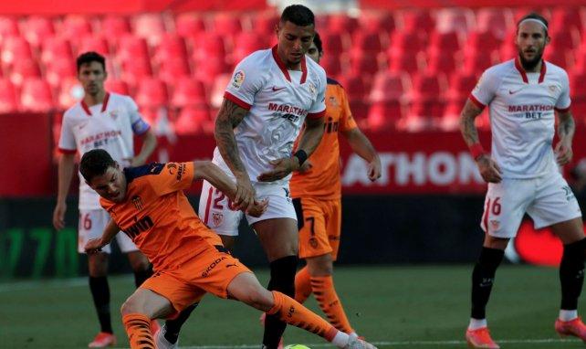 Liga | En-Nesyri lidera al Sevilla contra el Valencia en Nervión