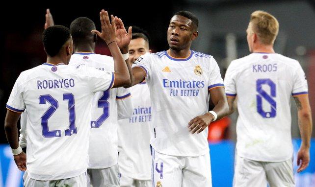 Liga de Campeones | El Real Madrid recupera su mejor versión ante el Shakhtar