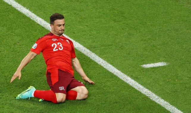 El Liverpool pone precio a Xherdan Shaqiri