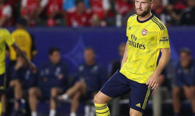 Arsenal | Giro radical en el futuro de Mustafi