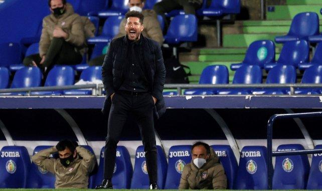 Atlético |  Cerezo alude al futuro de Simeone y Luis Suárez