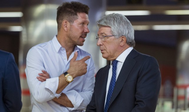 Atlético de Madrid | Simeone analiza el fichaje de Suárez