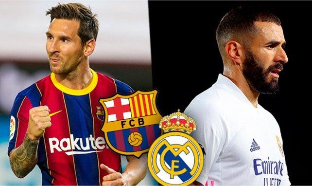 Los 10 máximos goleadores del Clásico