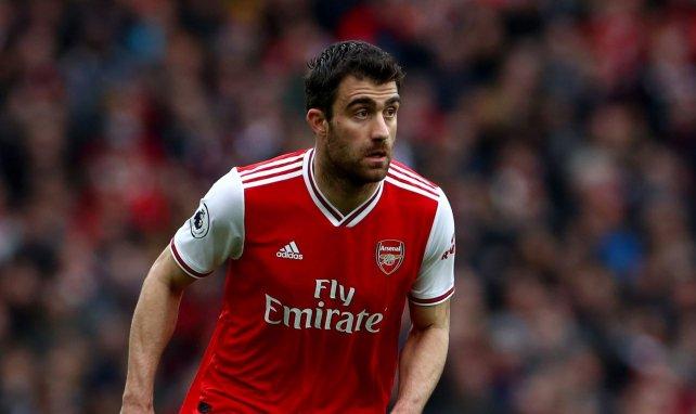 Sokratis deja el Arsenal